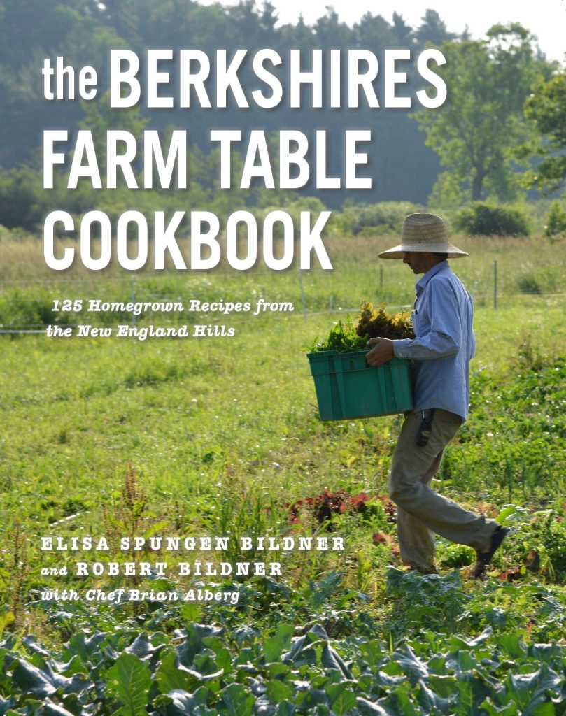Berkshires Farm Table Cookbook Cover