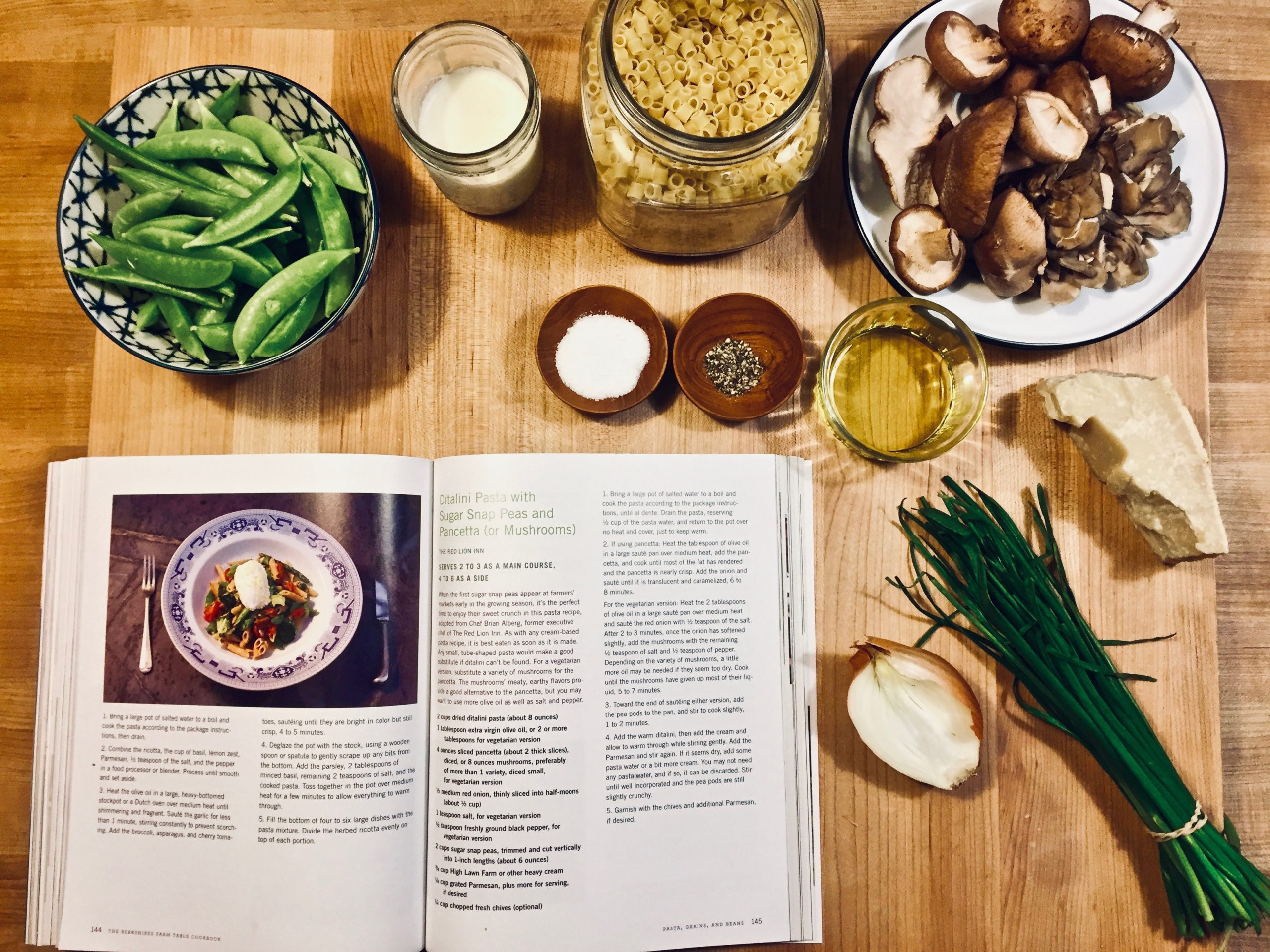 cookbook recipe