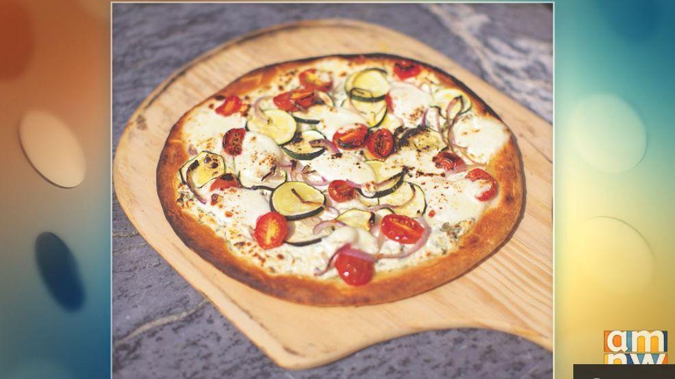 Live Pizza Demo on Portland's ABC Affiliate